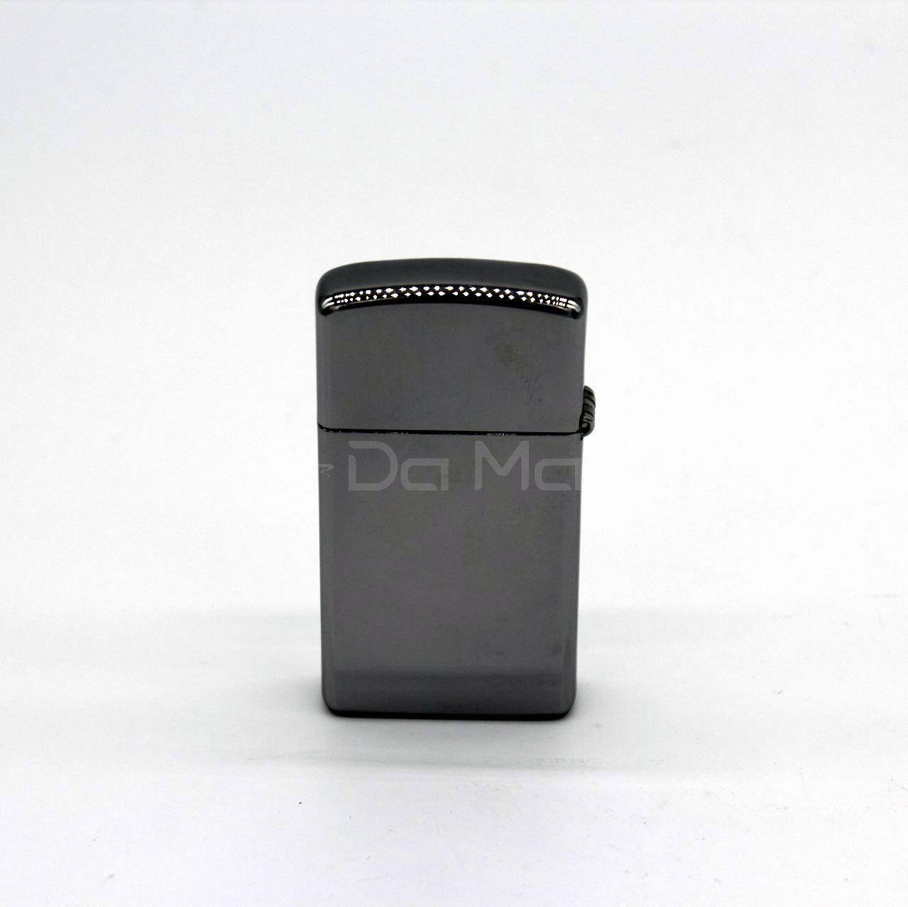 Zippo - Escovado Modelo Pequeno