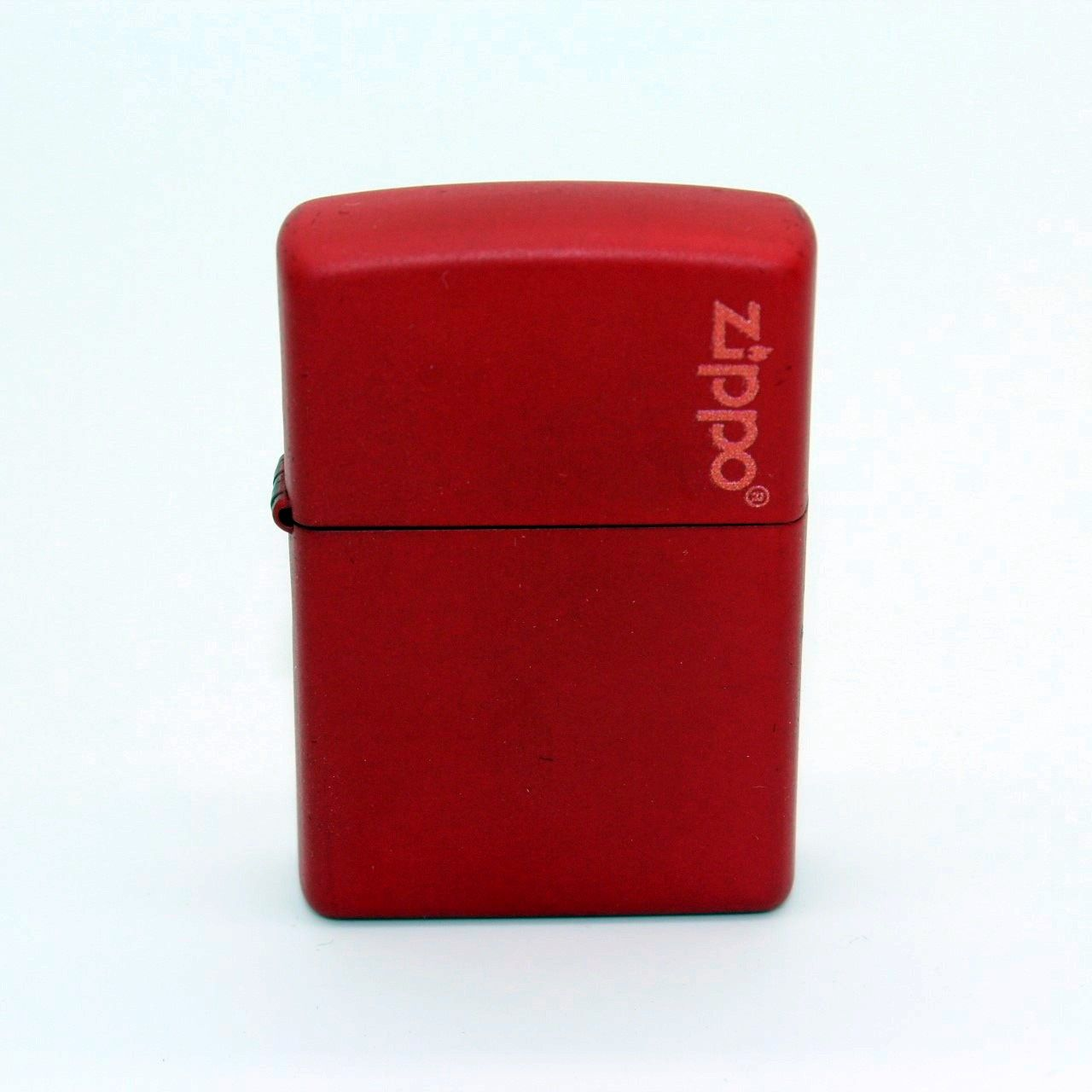 Zippo - Laranja com logo Zippo