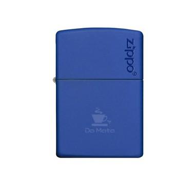 Zippo Navy Matte Azul