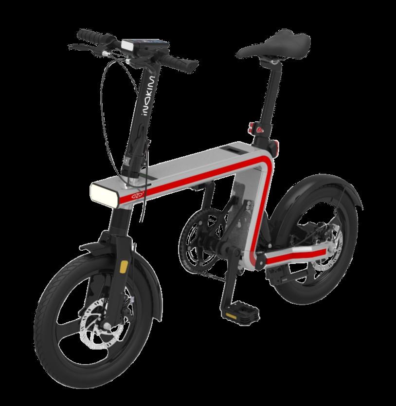 Bicicleta Elétrica Inokim OZO-a Hero