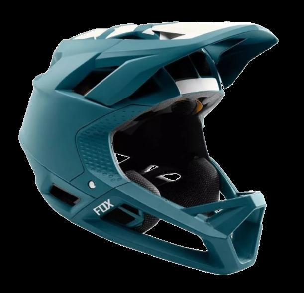 Capacete Fox ProFrame Full Face Maui Azul