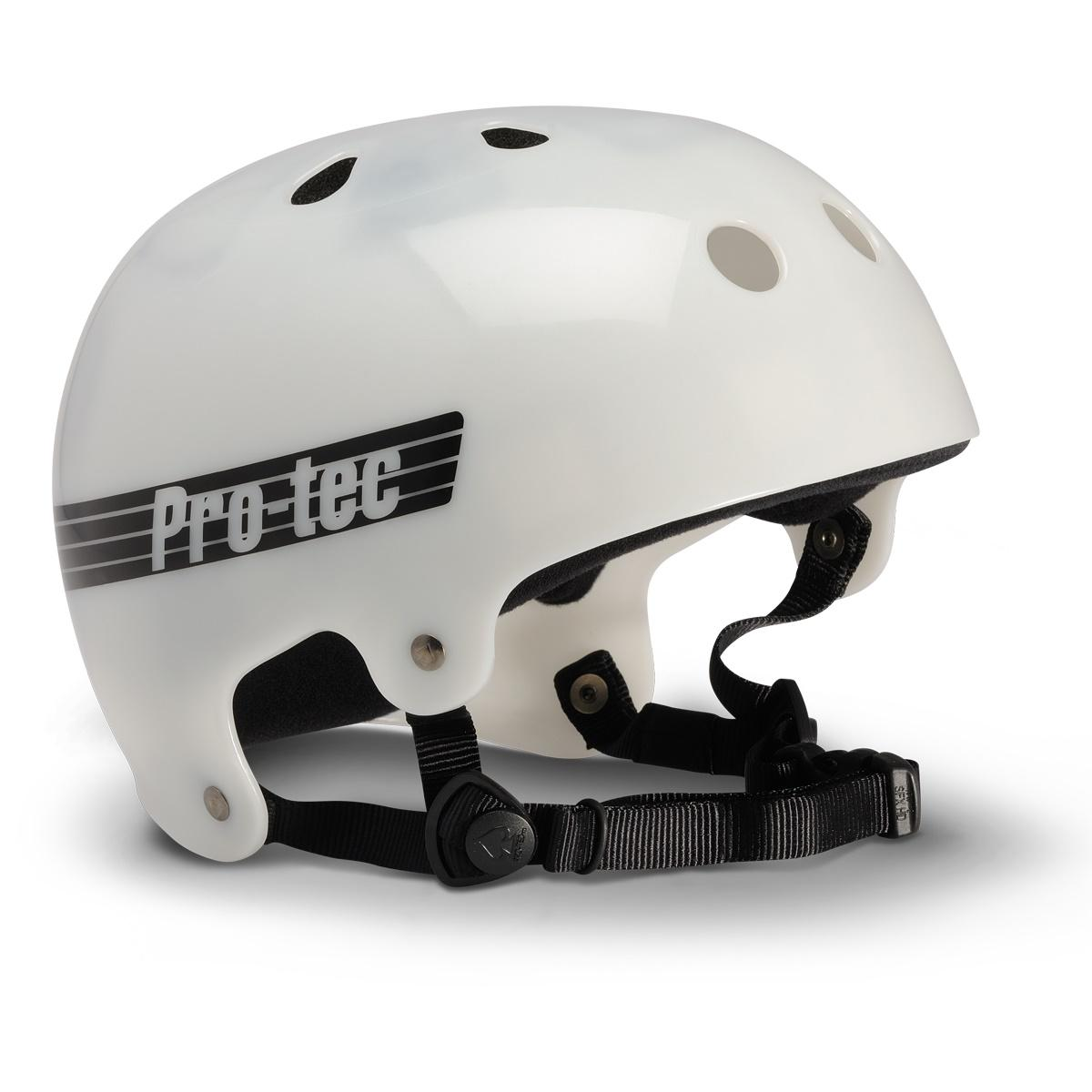 Capacete Protec Classic Glow In the Dark