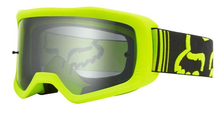 Óculos FOX Main Race Amarelo