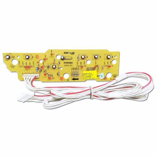 Placa Eletrônica Interface Lavadora Brastemp Bwc10 W10605809