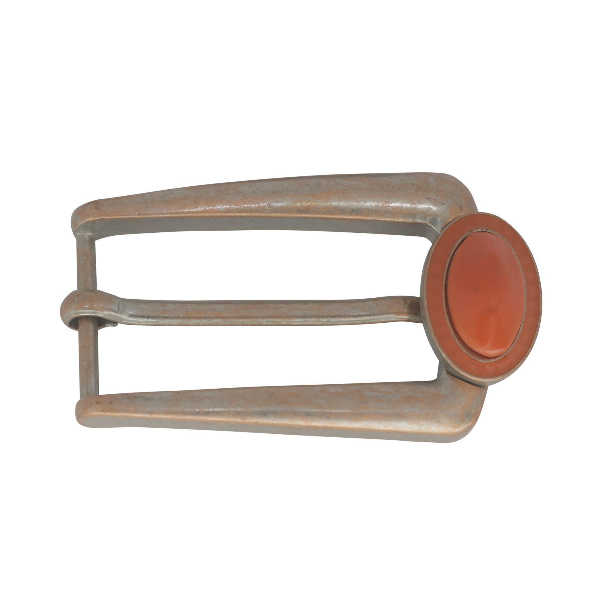 Fivela para cinto troca fivela faixa fina em resina e metal