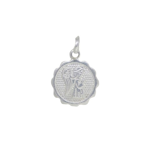 Pingente joia em prata 925 Anjinho