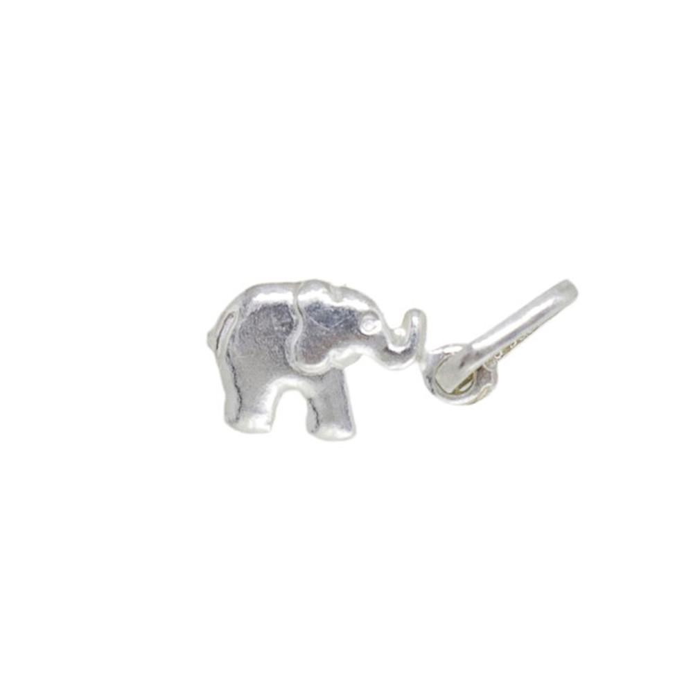 Pingente joia em prata 925 maciça Elefantinho hipoalergênica