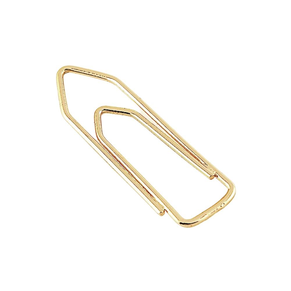 Pingente semijoia clips folheado a ouro 18k ou ródio