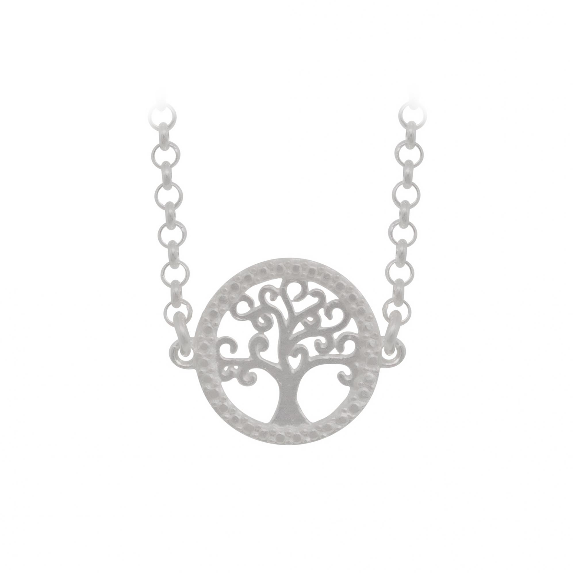 Pulseira joia em prata 925 pura Árvore da Vida em zircônia
