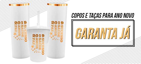 Copos e Taças para Ano Novo - Garanta Já!