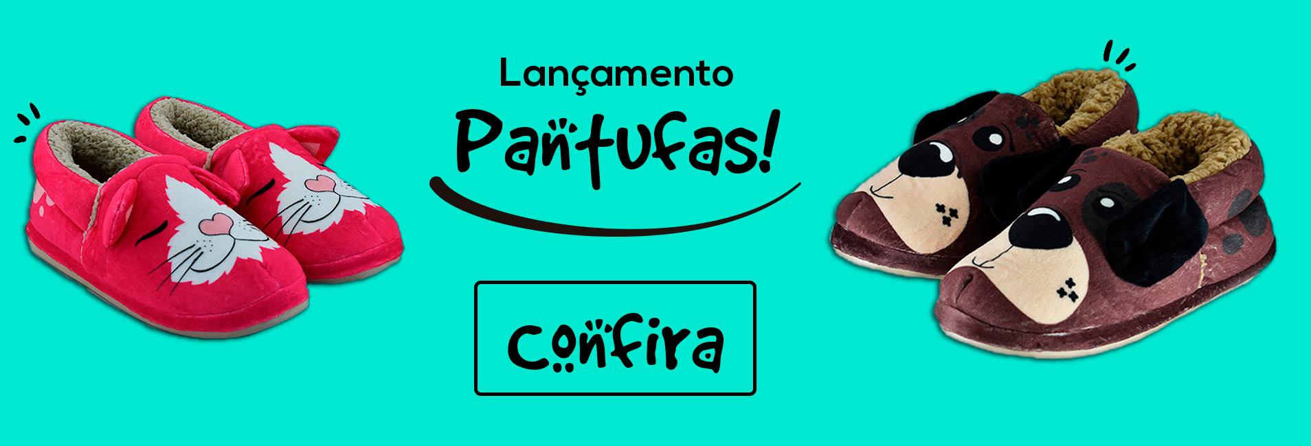 Pantufa - Empório Camiseteria