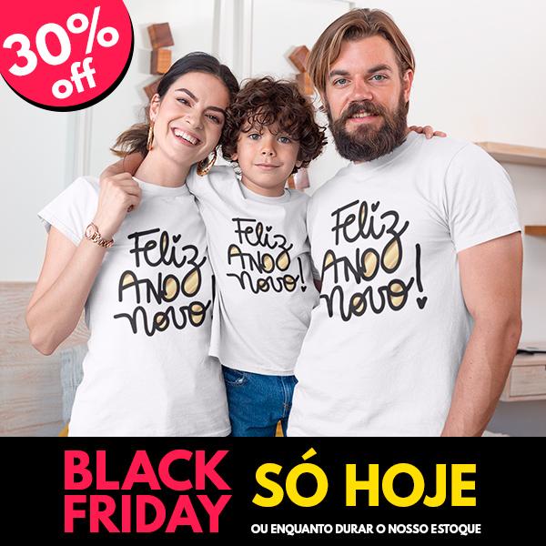 Descontos de até 30% - Black Friday Empório Camiseteria