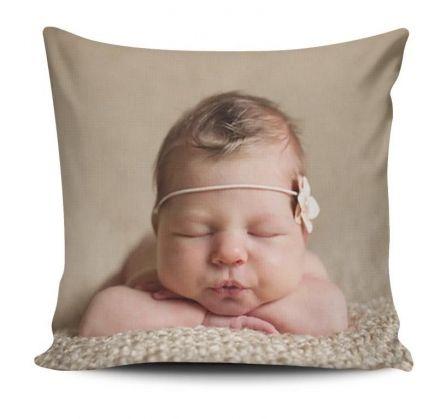 Almofada com Foto Recém Nascido Newborn