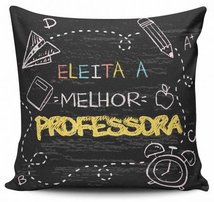 Almofada Eleita a Melhor Professora