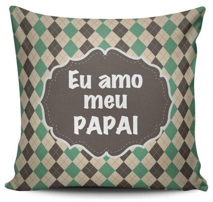 Almofada Eu Amo Meu Papai