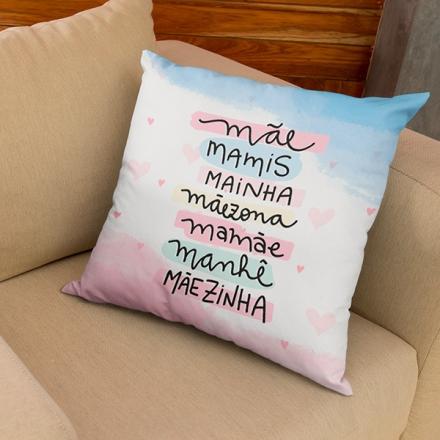 Almofada Mãe Mamis Mainha - CA1225
