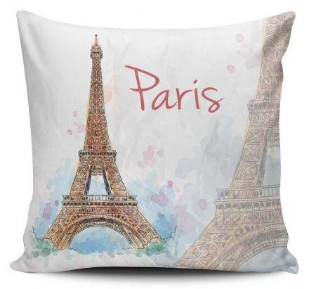 Almofada Paris Torre Eiffel