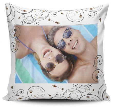 Almofada Personalizada com Foto Arabesco