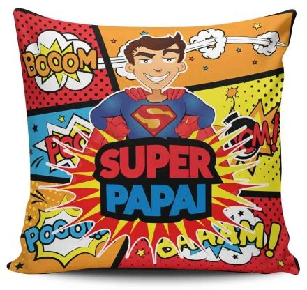 Almofada Super Papai