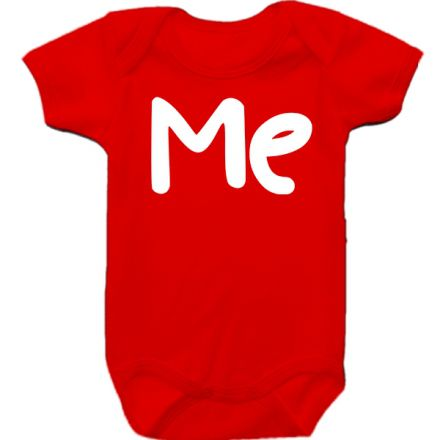 Body Bebê Me BO0219