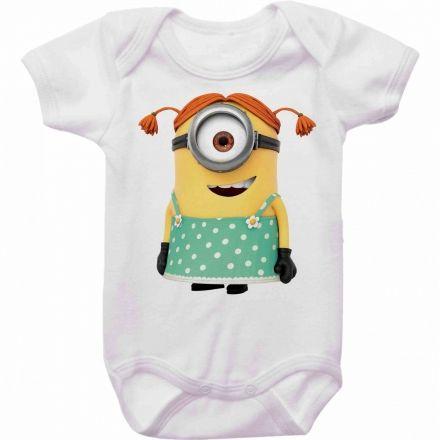 Body Bebê Minions
