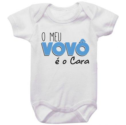 Body Bebê O Meu Vovô É O Cara