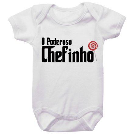 Body Bebê O Poderoso Chefinho