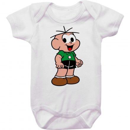 Body Bebê Turma da Mônica - Cebolinha