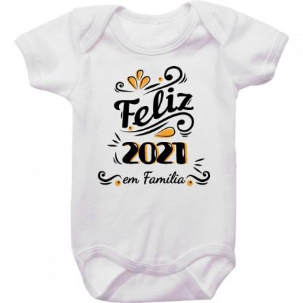 Body de Bebê Ano Novo CA0938