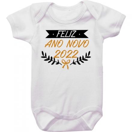 Body de Bebê Ano Novo CA0951