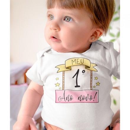 Body de Bebê Ano Novo - CA1133