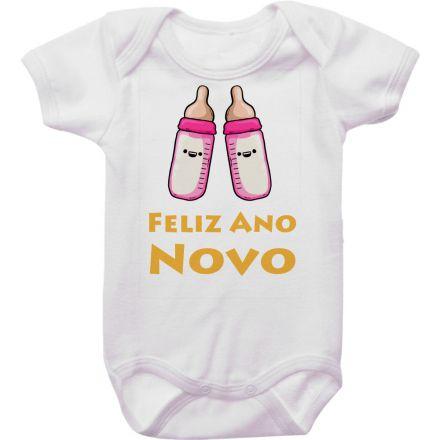 Body de Bebê Ano Novo FN0074