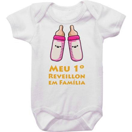 Body de Bebê Ano Novo FN0075