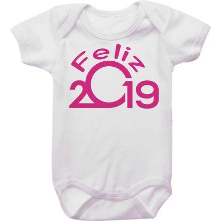Body de Bebê Ano Novo FN0076