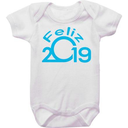 Body de Bebê Ano Novo FN0077