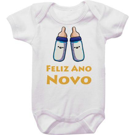 Body de Bebê Ano Novo FN0079
