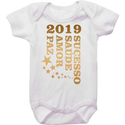 Body de Bebê Ano Novo FN0080