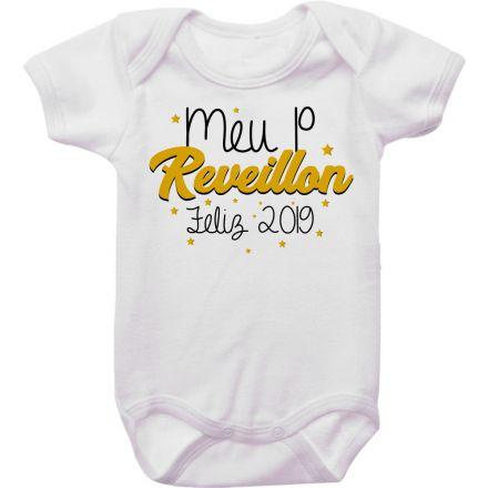 Body de Bebê Ano Novo FN0081
