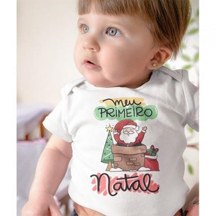 Body de Bebê Natal - CA1043