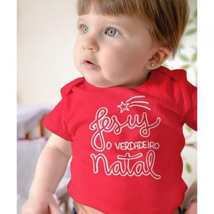 Body de Bebê Natal - CA1051