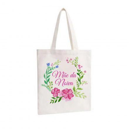 Bolsa Ecobag Branca Mãe da Noiva EC0020