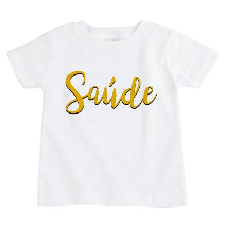Camiseta Infantil Ano Novo CA0918