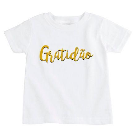 Camiseta Infantil Ano Novo CA0928