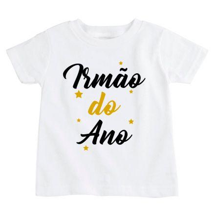 Camiseta Infantil Ano Novo CA0932