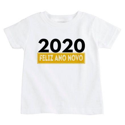 Camiseta Infantil Ano Novo CA0935