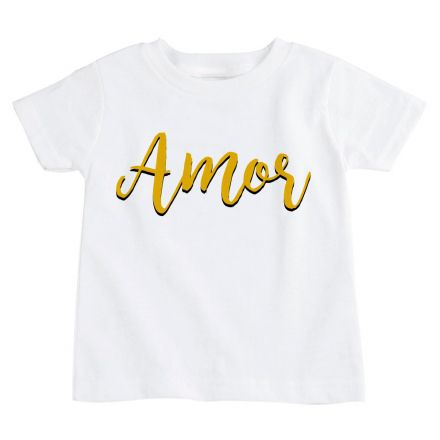 Camiseta Infantil Ano Novo FN0097