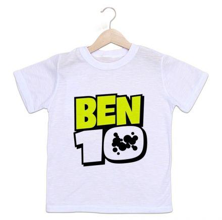 Camiseta Infantil Ben10