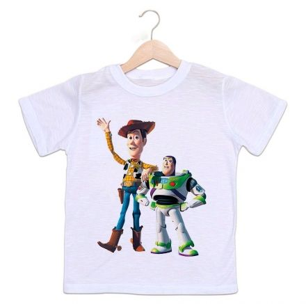 Camiseta Infantil Toy Story