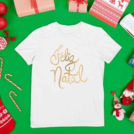 Camiseta Natal - CA1096