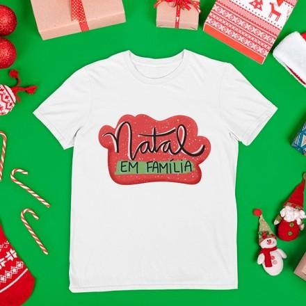 Camiseta Natal - CA1098